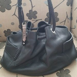 Cole haan leather gorgeous handbag